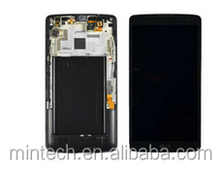 Replacement LCD and digitizer assembly W ITH FRAME For LG G Vista D631 VS880