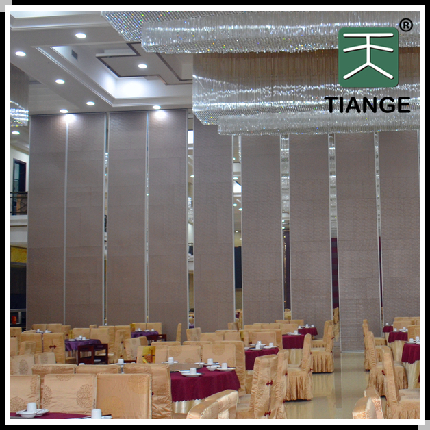 Commercial Price Of Aluminum Folding Wall Partition Wall