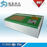 LT-k40 low cost plastic laser cutting machine