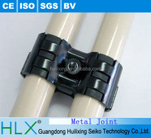 HLX factory manufacture Pneumatic Tee joint Pipe for pipe racking system