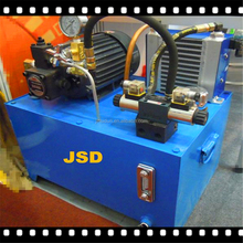 Hydraulic Power Pack Unit With Motor