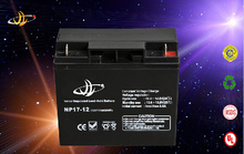 JL power 2015 hot sale 12v 7ah deep cycle solar battery manufucturer in China
