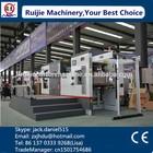 Ce 2014 nova venda de papel automático máquina de corte e vinco com preço favorável