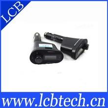 Wireless car MP3 player WMA SD MMC USB Car Kit FM Transmitter Modulator Handsfree