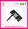 Luxury plastic pen box with magnetic