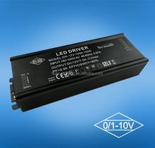 led driver 100w 0-10v dimming Single output constant voltage 24V 4200ma, Shenzhen manufacturer