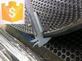 100% Sicherheit! Qualität schwarz 12mm and17mm gummiplatte mat für pferd, pferdestall matten bodenbelag, pferd gummibeläge