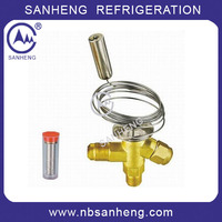 Heat pump thermal expansion valve