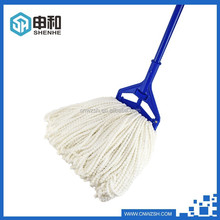 Hotel Household Cleaning Mop Wet Mop Head Microfiber Centipede rope Material