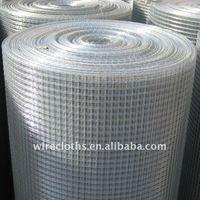 1/4 inch galvanized welded wire mesh