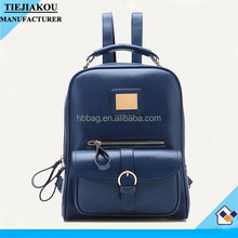 China Supplier Vintage Classic Design Backpacks Private Label Lady School Bag