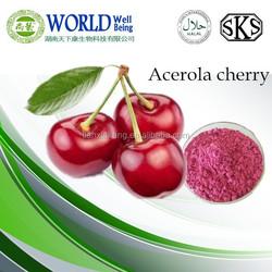 Dried Acerola Cherry fruit/powder Acerola fruit juice powder