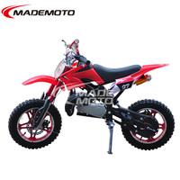 factory price mini kawasaki gas powered 49cc dirt bike with CE