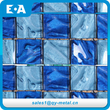 Wholesale Domes Wall And Flooring Mosaic Square Stained Glass Tile Backsplash Ideas For Kit