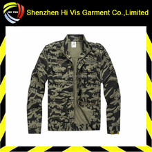high quality camo long sleeve shirt for work factory