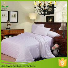 Chinese famous brand white silk bedding