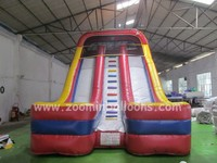 Chinese slide/ inflatable dry slide / cheap inflatable slides for sale Z3045