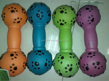 Promotional Cheap Vinyl Fun Pet Toys Dog