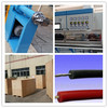 copper wire silicone extruder machine with latest technology