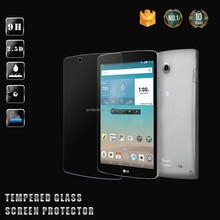 Vmax best quality 9h tempered glass screen protector for 8 inch tablet LG G Pad F8.0