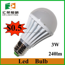 wholesale importers of Chinese goods led light bulb to India Deli