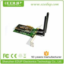 EDUP Best Price 300M PCI/PCI-E Wireless Network Card