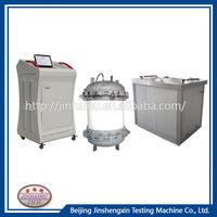 China wholesale hydrostatic pipe pressure test/ppr pressure pipe testing machine