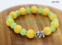 elephant bead jade bracelet wholesale jewelry fashion jewelry