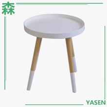 Yasen Houseware White Stone Coffee Table,Round Coffee Tables,Cheap Modern Coffee Table For Sale