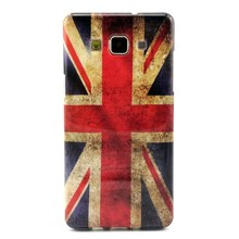TPU mobile phone back protective case for Samsung galaxy A7 case