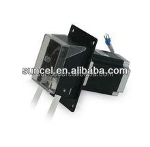 OEM Stepper Motor Dosing Peristaltic Pump Head KT15 0.006-170mL/min