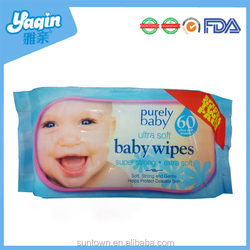 skin care wet wipes for baby`s health