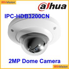 ipc-hdb3200cn Full HD Mini Dome web camera POE ONVIF network Camera with low cost