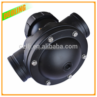 """Low cost DN65 2.5"""" pressure relief valve china for flow control with plastic injection molding"""