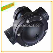 "Low cost DN65 2.5"" pressure relief valve china for flow control with plastic injection molding"