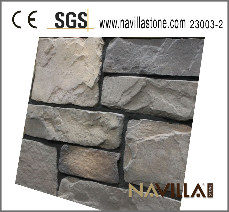 Piedras para decorar fachadas piedra artificial - Tipos de piedras para fachadas ...