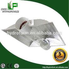Cool tube hood ETL authorized hydroponics new cool tube reflector/air cool tube grow light hood