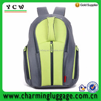 Backpack bottle cooler bag for picnic