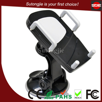 China manufacturer unique design suction cup mount mobile car holder