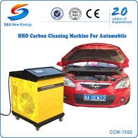 car engine clean machine, LCD screen automatic hho hydrogen generator for car gasoline/diesel engine