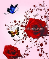 Best Selling Canvas Flower Oil Painting for home
