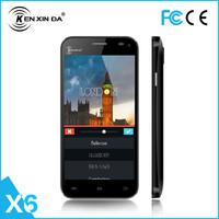 Stylish design 2G/3G Dual sim card dual standby 8Gb+1Gb 2200mAh black,white,red,wing mobile phone