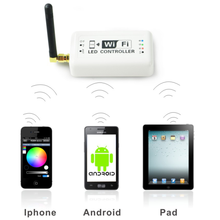 Magic Home rgb led controller controlled by wifi internet