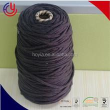 nylon ribbon yarn handknitting nylon blended ribbon yarn , machine knitting ribbon yarn