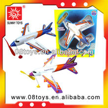 New battery operated plastic plane toy plane