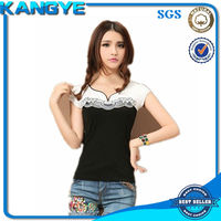 2013 best selling women t shirt made in china