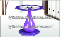 modern glass end table center table