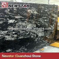 Brazilian Big Slab Cosmic Black Granite