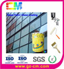 Glass coating- waterproof flat clear glass painting
