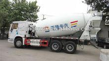 Mix Concrete Truck,Concrete Mixer Truck for Sale,Mini Truck Concrete Mixer